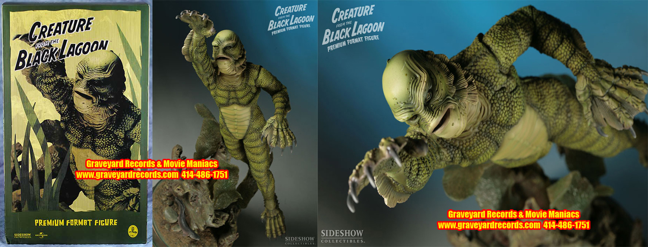 1/4 Scale Color Creature from the Black Lagoon Premium