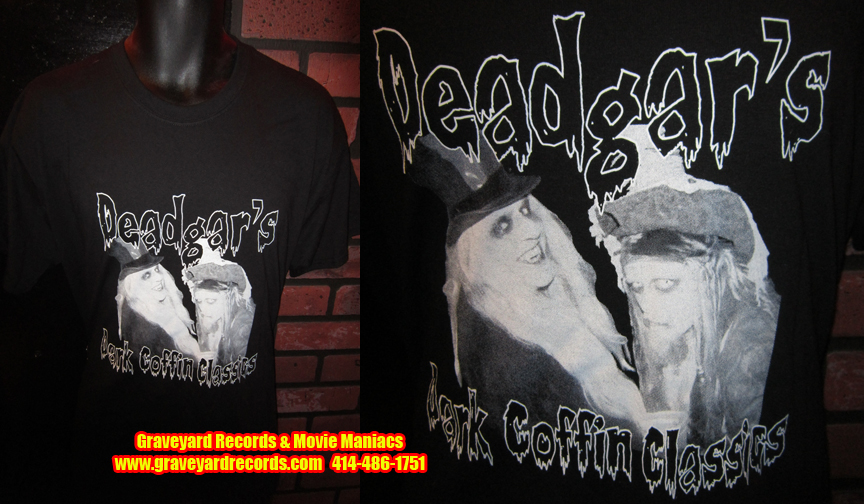 Deadgar Dark Coffin Classics Shirt