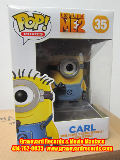 Despicable Me 2 - Carl