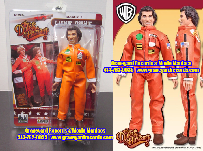 The Dukes Of Hazzard - Luke Duke in Orange Racer Outfit