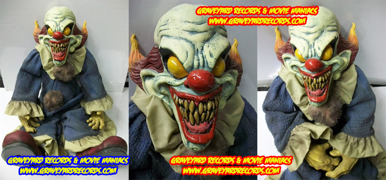 "24"" Evil Clown - Dark Carnival"