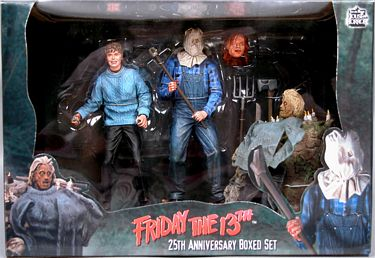 Friday The 13th Jason/Mother 2-Pack 20th Anniversary Box Set