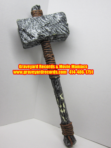 Halloween Foam Battle Axe