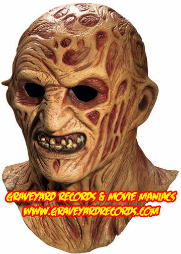 Freddy - Deluxe Overhead Latex Mask
