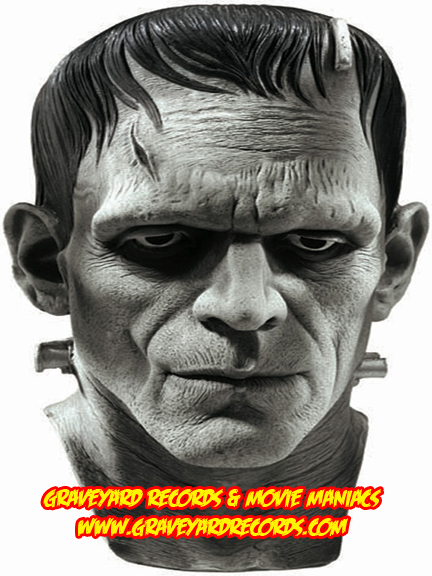 Deluxe Frankenstein Latex Mask