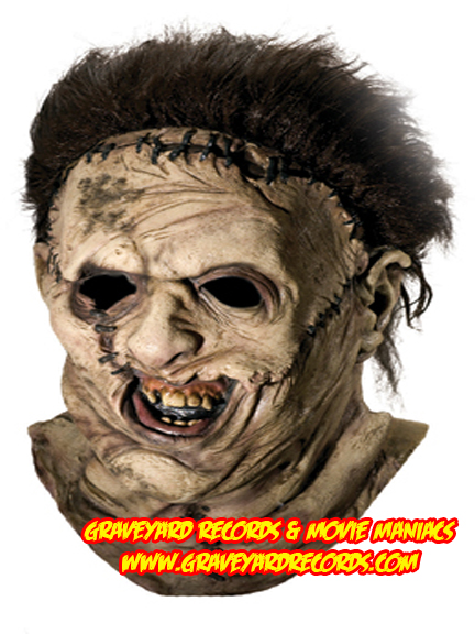 Leatherface - Deluxe Overhead Latex Mask
