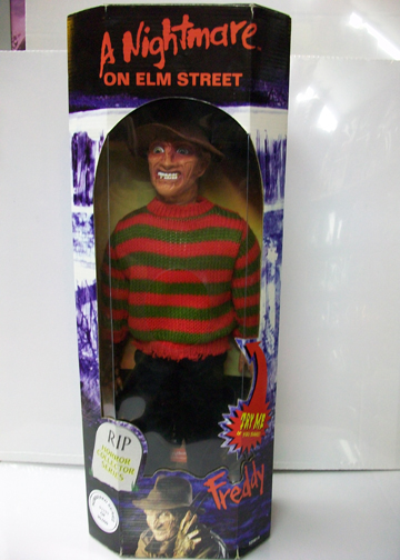 "18"" Freddy Krueger - Talking Figure Limited Edition"
