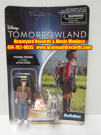 Funko Reaction - Tomorrowland - Young Frank