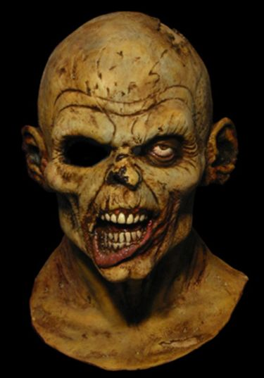 "LUCIO FULCI'S ""GATES OF HELL / NIGHT OF THE ZOMBIES"" LATEX MASK"