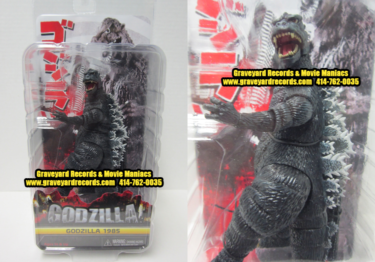 "12"" Classic Godzilla 1985 -(originally The Return of Godzilla)"
