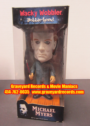 Halloween - Michael Myers Wacky Wobbler Bobble Head
