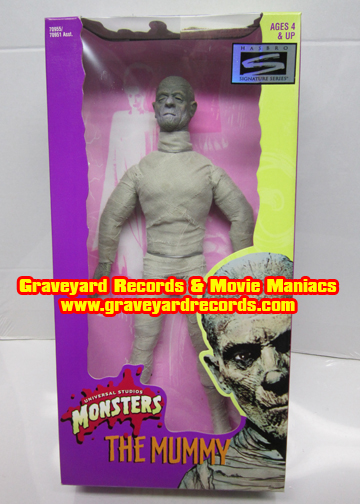 "12"" The Mummy - Hasbro - Signature Series"