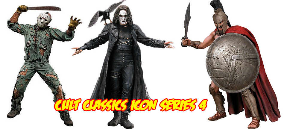 Cult Classic Icon Series 4