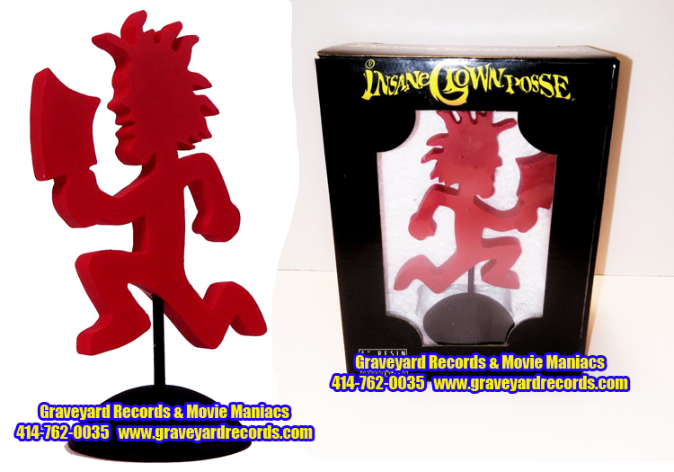 Insane Clown Posse - Hatchet Man Statue