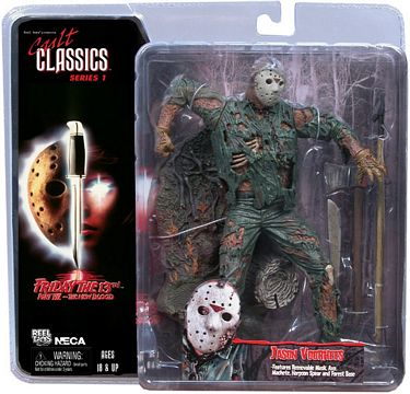 "8"" Cult Classics One: Jason"