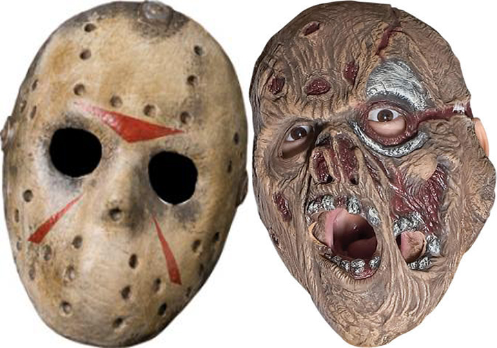 Deluxe Jason Halloween Mask (( FOAM ))
