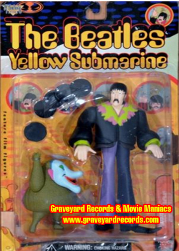 "8"" Beatles Yellow Submarine Series 1 John W/ Jeremy"