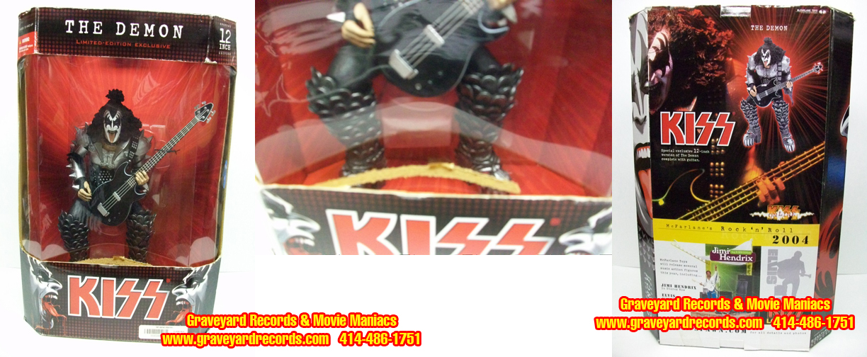 "12"" Kiss Alive Demon - Rough Packaging"
