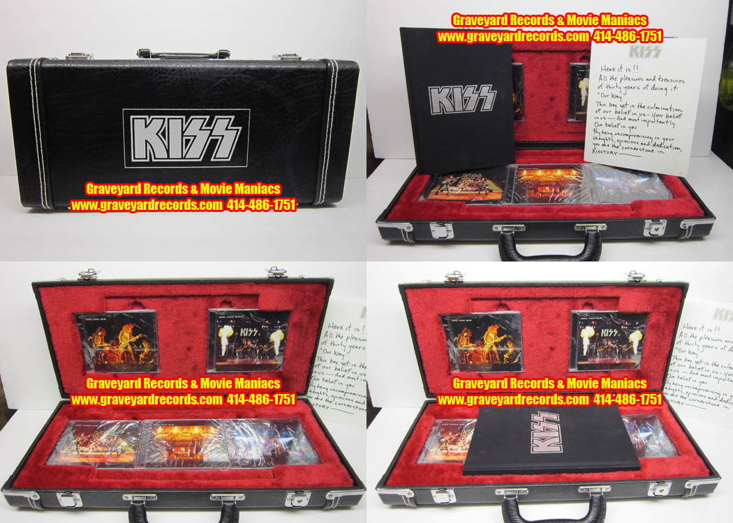 Kiss Deluxe Limited Edition - Guitar Case