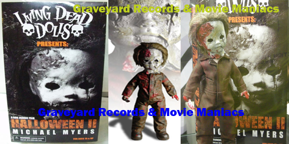 "10"" LDD Presents - Michael Myers Halloween"
