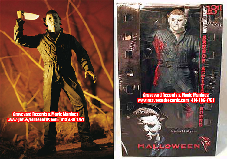 "18"" Michael Myers - McFarlane Toys - SEALED"