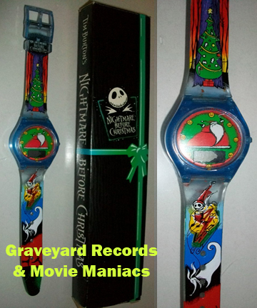 Nightmare Before Christmas Halloween Town Watch