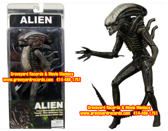 "8"" Neca Toys Alien - Original 1979 Film"