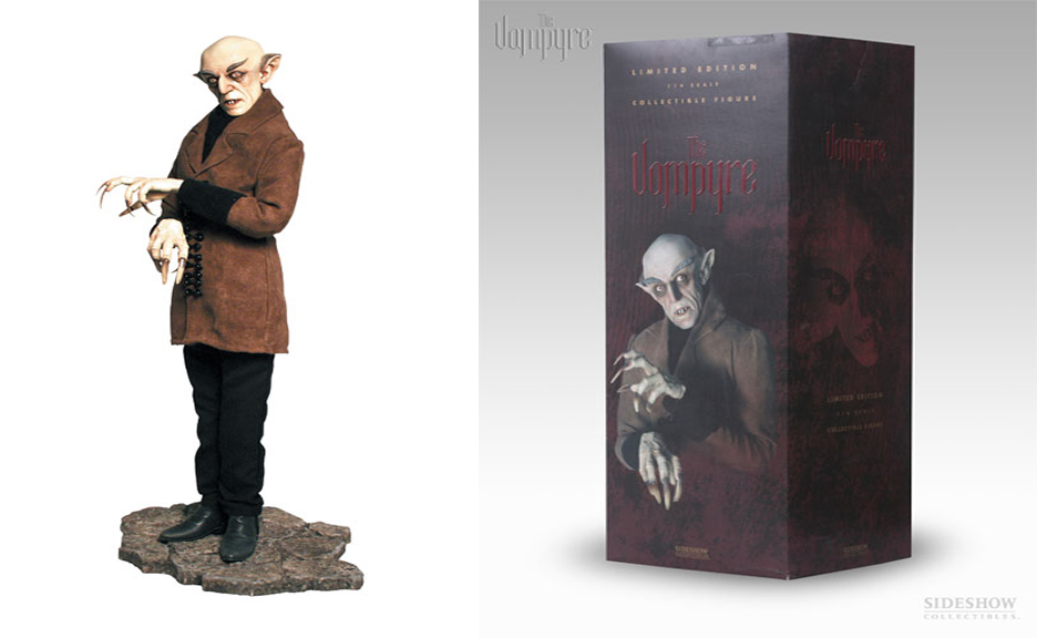 1/4 Color Vampyre - Count Orlok