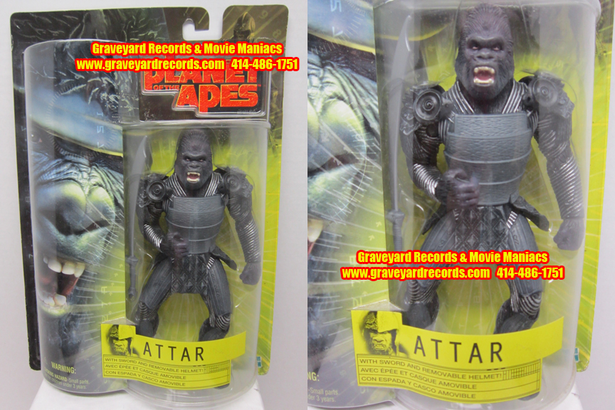 "8"" Hasbro Planet Of The Apes"