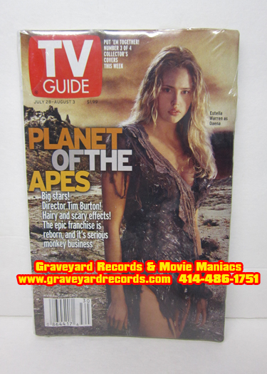 Planet Of The Apes (2001) TV Guide 3 of 4