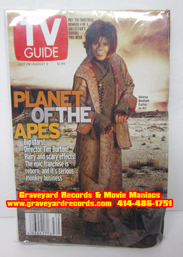 Planet Of The Apes (2001) TV Guide 4 of 4