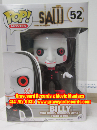 Saw Billy Puppet # 52