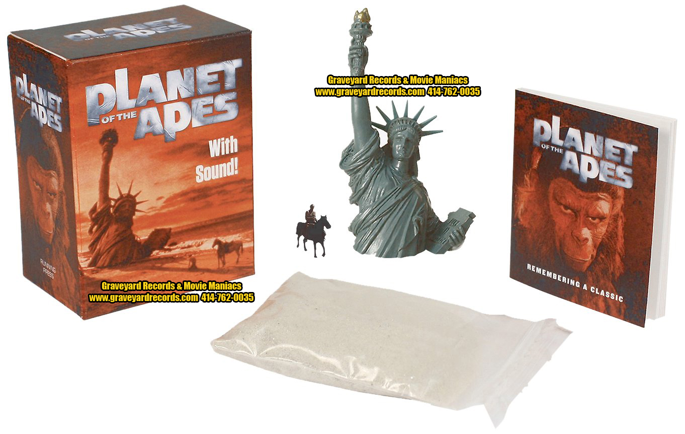 Planet of the Apes Paperback Collector Set