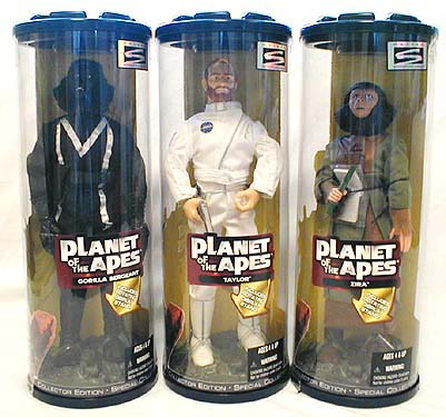 "12"" Hasbro Planet Of The Apes"