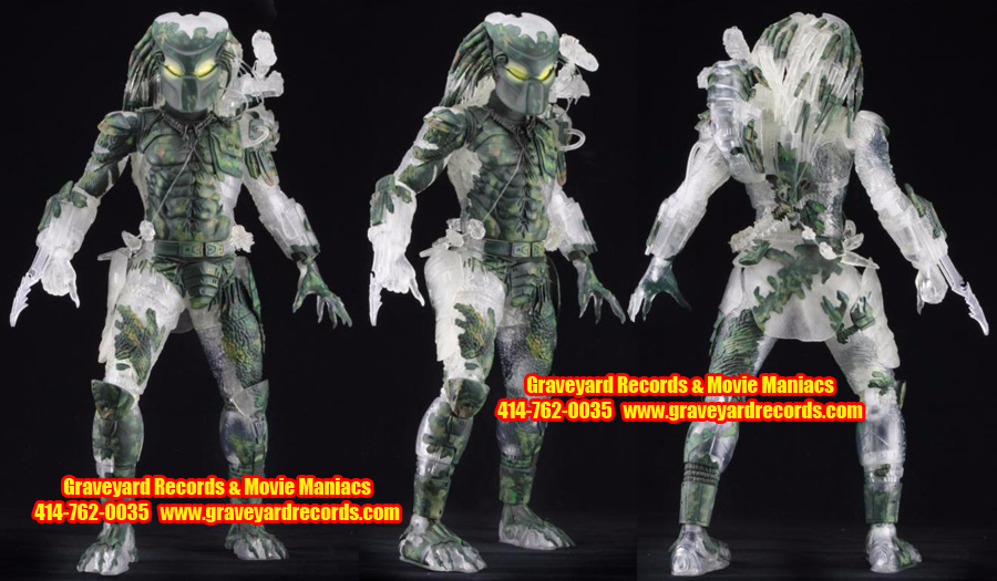 "20"" Jungle Demon Predator W/Light Up Eye's"