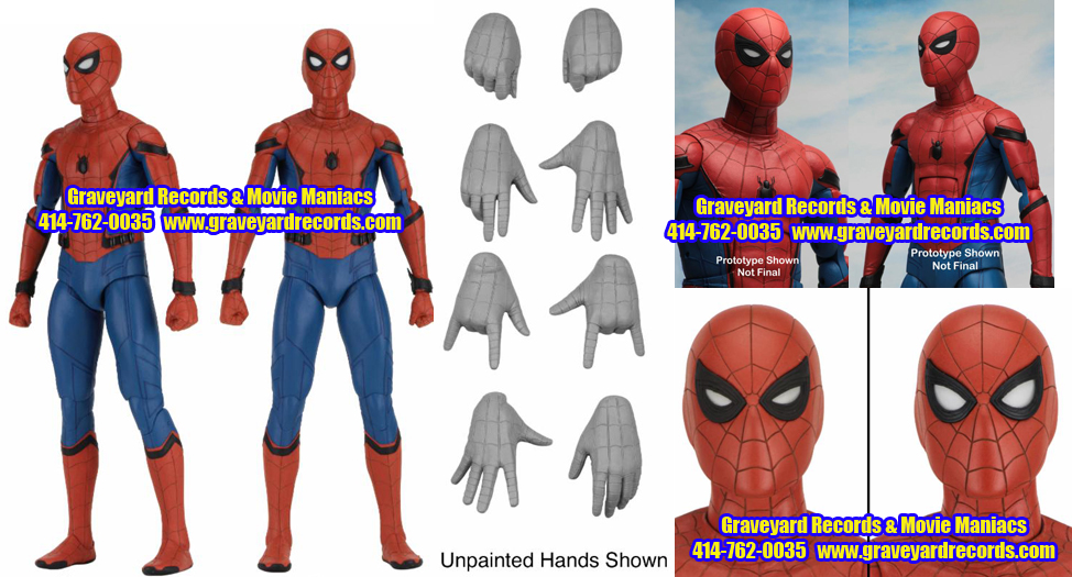"18"" Spider-Man: Homecoming Figure"