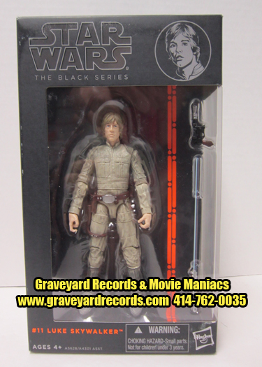 Black Series Luke Skywalker - Besbin Luke