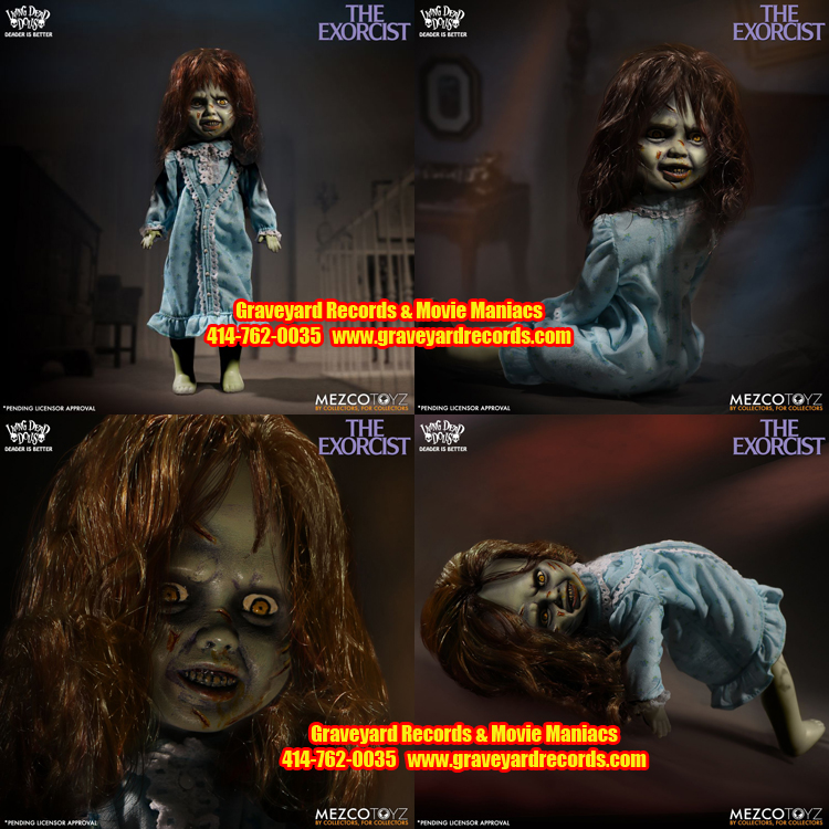 "10"" LDD Presents - The Exorcist Regan Doll"