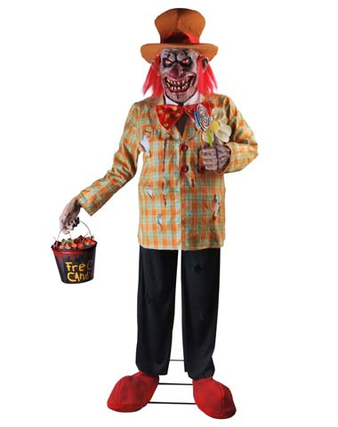 Life Size Animated Uncle Charlie