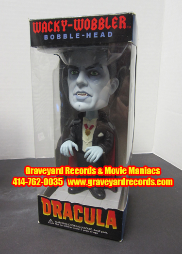 Dracula - Wacky Wobbler Bobble Head