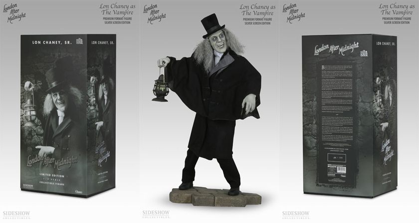 1/4-Scale Silver Screen Edition London After Midnight